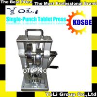 free shipping Manual type no motor TDP-0  pill press Making Machine
