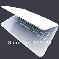 Wholesale - Free shipping Laptop computer 13.3inch display Intel n2500 dual core optional 2GB 320GB