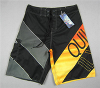 wholesale men adult's gift Polyester material leisure clothes live model shoot Board Shorts Beach Swim bermudas STK178