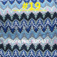 lace Missoni fabrics marine 2013 new arrival popular skirt lace trim