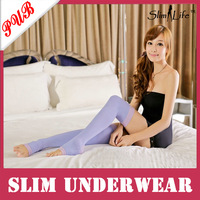 Slifa 3D Lower Shapewear Leggings Calf Slimming Sleep Over Knee 100pairs Free Shipping