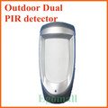 Weather Proof Outdoor Dual PIR detector / Motion Sensor with True Motion Recognization  Pet-immune Function S936