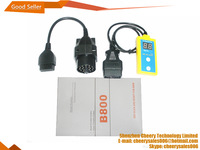 B800 Airbag Scan Reset Tool SRS Scanner And Resetter Tool for BMW E36 E46 E34 E38 E39 Z3 Z4 X5 Free Shipping