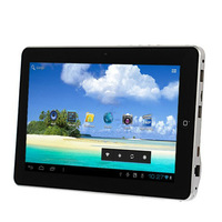 free shipping 10.1 inch Flytouch 9 GPS Tablet PC Android 4.0 Superpad 9 AML8726-MX DualCore Cortex A9 8GB Webcam external 3G