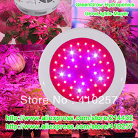 Hot sale UFO Led grow light 150W,built With 50*3W leds for hydroponics lighting,dropshipping