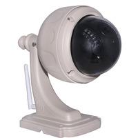 IR Cut Pan/Tilt Night Vision Wireless Wifi Waterproof Outdoor Dome Security Surveillance PoE Webcam Network IP Camera Free DDNS