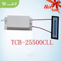 1pc factory price CD ceramic ozonator air purifiers ozone generator TCB-25500CLL(W)