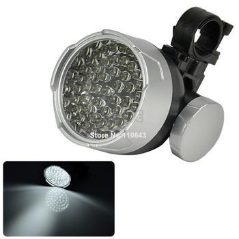 56 LED Mountain Bicycle Flashlight Bike Light Torch Head Lamp Safety Free Shipping #3 TK0307