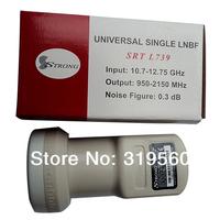 water proof dual KU Band Lnb,9.75/10.6GHz, Support HDTV Digital Ready,Waterproof Slide-Down SRT L739