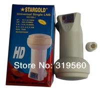 water proof Dual KU Band Lnb,9.75/10.6GHz, Support HDTV Digital Ready,Waterproof Slide-Down SG100-I