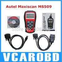 OBDII/EOBD CODE READER AUTEL Maxiscan MS509 auto scanner coverage(US, Asian & European) MS509