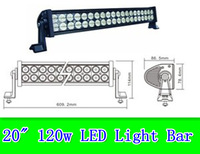 120w,21.5inch,6000LM, 3 meters wire LED light bar,led work light,rigid led work light led