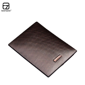 Men credit card holder 100% cowhide genuine leather business commercial brief card cover  wholesale 10-1008