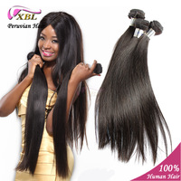 full cuticles 100 percent virgin peruvian straight hair