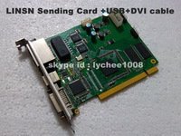 USD160/pcs Linsn SD801D (TS801) Full Color LED Display Card , LED driver board
