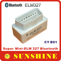 CY-B01 Mini Bluetooth ELM327 car obd car bus scanner wireless elm 327 interface smart elm327 scantool