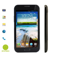 "JK8000  5.3""IPS(960*540)1GB+4GB Note2 MTK6589 Quad-core Android 4.2 1.2GHz Capacitance Screen SmartPhone.HK Free shipping"