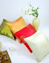 Golden ice green red beige, orange Automotive sofa cushions throw pillow covers 45*45cmZD0022(China (Mainland))