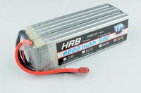 New 22.2V 6000mAh 50C Max 55C 6S 6Cells 22.2Volt RC LiPo Li-Poly Battery Free Shipping