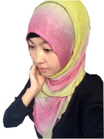 FBB036 LATEST beautiful winter colorful muslim long SCARF muslim HIJAB