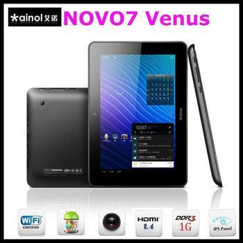 Ainol Novo 7 Venus Quadcore Android 4.1 Tablet PC 7inch IPS Capacitive 1280x800 16GB