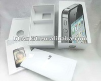 20pcs DHL free shipping packing box for iphone 4 4s UK USA EN version  without accessries