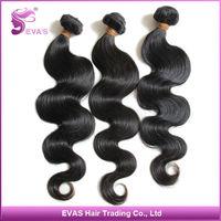"1kg/10 bundles Lot  Malaysian Body Wave Wholesale 100% Virgin Unprocessed 12""~30"" Malaysian Human Hair Extensions Free Shipping"