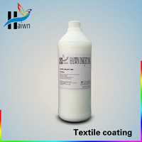 WATER BASED WHITE INK / TEXTILE PRINTING WHITE INK HAIWN-TX0(W)