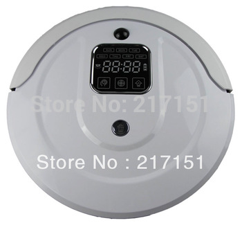 Free to Brazil! Sweep, Mop, Vacuum, UV lamp LR-350W Lithium Battery Automatic Vacuum Cleaner