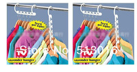 Free Shipping TV magic hanger  (8 pack) +Save space