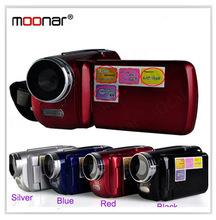 Mini DV 1.8 inch Digital Video Camera 4 x Digital Zoom 12 Mega pixel TFT LCD Camcorder with Hand Grip DA0471-6
