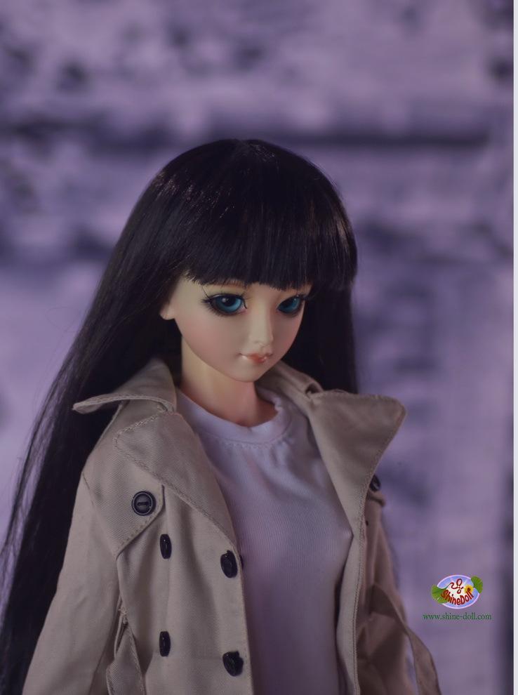Campus Belle , menina moderna , bjd , quarto boneca, menina inteligente , tendência para o futuro , os sapatos- boneca(China (Mainland))