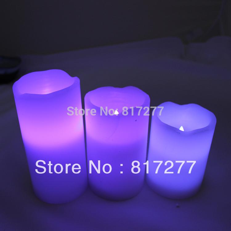 Aliexpress.com : Buy Hot Sale! Remote Control Pillar Wax LED ...