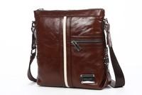 Leather men bag leather of messenger bag D2055-3