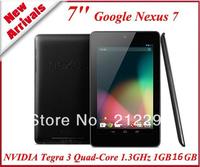 2013 new year!  google nexus 7  MID NVIDIA Tegra 2 1.3GHz RAM 1GB ROM 16GB +DHL/Fedex  free shipping