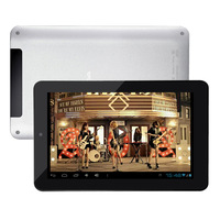 Onda V703 Allwinner A9 Dual Core 7inch Tablet PC HD Capacitive Screen 512MB/8GB Android 4.0 1.5GHz WIFI