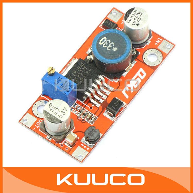 20pcs Adjustable LM2577 DC 3~34V to 4~60V 5/12V Boost Converter Voltage Regulator MP3/MP4/PSP Power Supply #090027(China (Mainland))