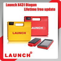 2014 High recommended auto diagnostic tool  100% original launch x431 diagun update via internet  in promotion