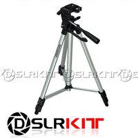 53'' tripod PORTABLE for Nikon D60 D70 D80 D3000 D3100 D3200 D5000 D5100 D5200 D600