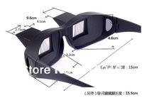 New Novelty Gifts Fashion Lazy Glasses Best Glasses for Patient Bed Lie Down Periscope Glasses Fashion Eyeglasses #RG08