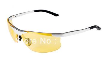 NEW Sunglasses polarized Night vision glasses, polarized sunglasses, goggles,Rainy day driving glasses sun glasses for men