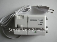 50pcs/lot Free Shipping Indoor 2 TV used Antenna Amplifier(JS-YF9503)