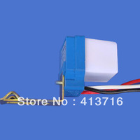 AS-22010 Automatic photoelectric light control switch 10A AC 220V