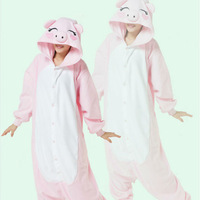 Adult Funny peppa Pig Onesie Animal Costume Kigurumi Suit Pyjama