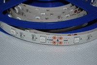 Free shipping SMD5050 FLEXIBLE STRIP 30LED/M 12v DC no waterproof WHITE WARM WHITE RED BLUE GREEN YELLOW