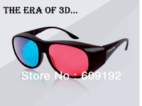 Free shipping 3D glasses,Stereo glasses, movie special glasses,3D movies,games, animation