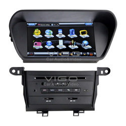 7'' Car GPS Sat Nav Navigation for Honda Accord Spirior Stereo Autoradio Headunit Multimedia + Free map(Hong Kong)