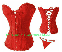 30 Set/Lot(60Pcs) Sexy corset/Wedding dress Bustier lingerie Various Sizes+EMS Free Shipping