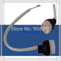 50pcs/Lot GU10 Base Socket 250mm LED Lamps Light Bulbs New Regulation Ceramic Mains Holder Wholesale