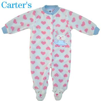 1pcs Original Carter's Baby Romper Carter Baby Long Sleeve Jumpsuit, Infant ...